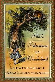 alice and wonderland the book