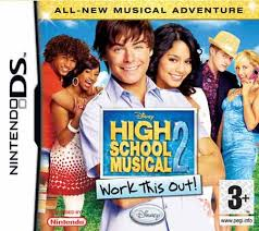 high school music ds