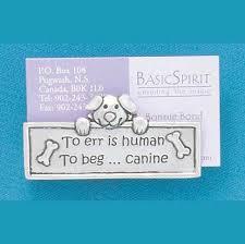 dog business cards