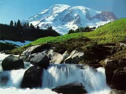 nature waterfall wallpaper
