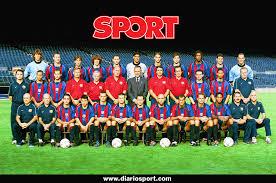 equipo fc barcelona