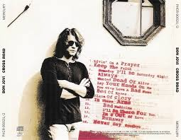 bon jovi the best of