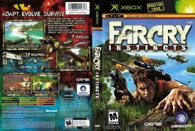far cry xbox