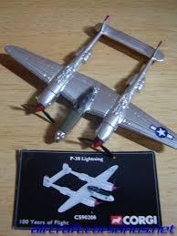 p 38 models