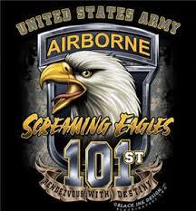 101st screaming eagle