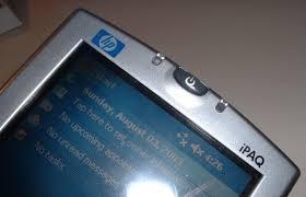 hewlett packard ipaq h4350