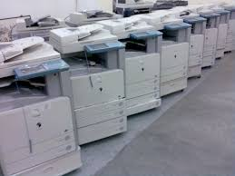 canon photocopying