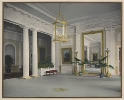 interior of the white house