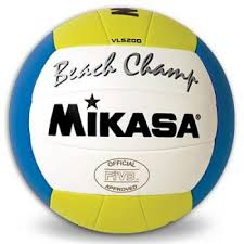 mikasa beach volleyballs