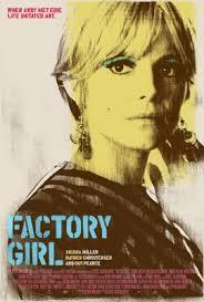 edie sedgwick factory girl
