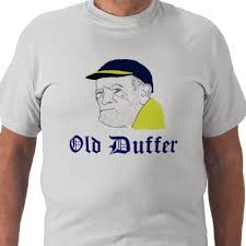 old duffer