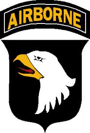 101 airborne logo