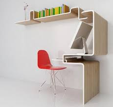 small spaces desks