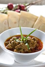 gourmet indian food