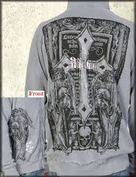 affliction sweaters