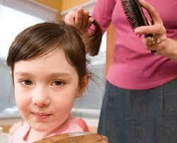 children hair