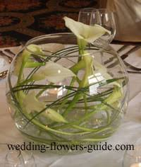 butterfly centrepieces