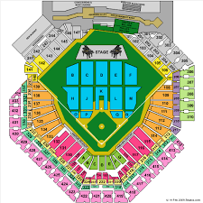 citizens bank park seating