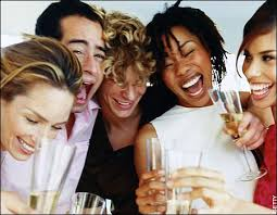picture of people celebrating