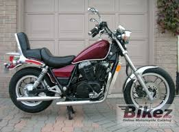 1983 honda shadow vt750