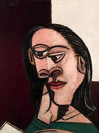 picasso paintings of women