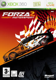 forza motorsport 2 limited edition