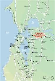 berkeley university map