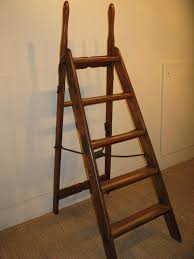 folding library ladders