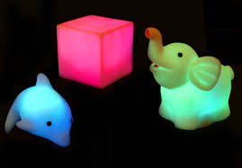 colour changing lamps