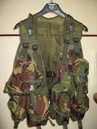 web tex tactical vest