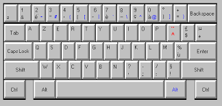french keyboards
