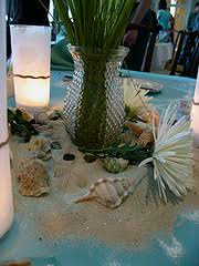 beach theme decoration