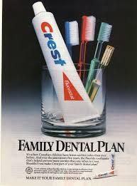 crest toothpaste commercials