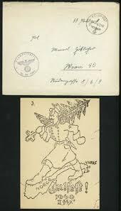 1940 christmas cards