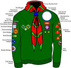cub uniforms