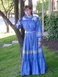 cherokee indians dress