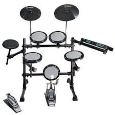 electronics drums