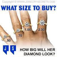 diamonds sizes
