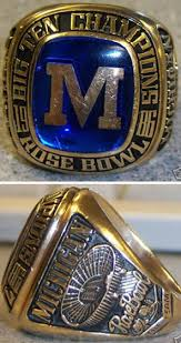 rose bowl rings