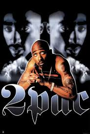 poster 2pac