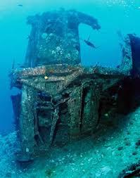 scuba wreck
