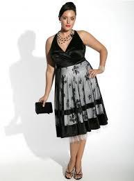 large size evening dress