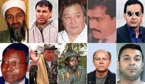 los secuestradores mas buscados