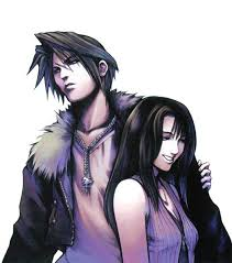 final fantasy 8 art