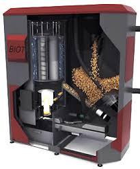 domestic biomass boiler