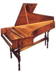 baroque harpsichord