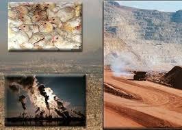 mining air pollution