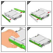 bracket rails
