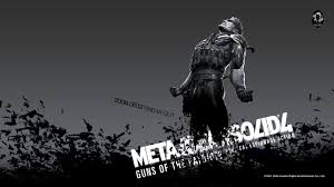 metal gears solid 4