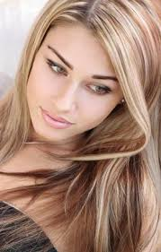 pictures of blonde hair highlights